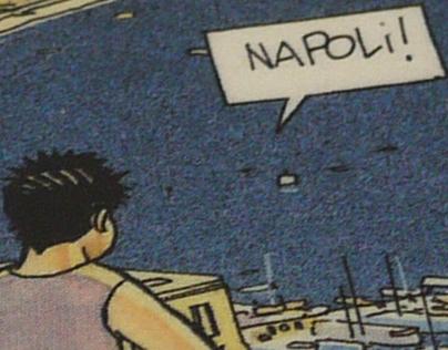 Evento inaugurale Napoli Comicon 2012