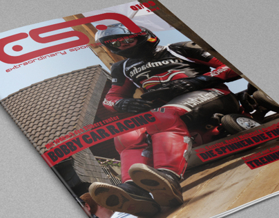 ESM - Extraordinary Sports Magazine