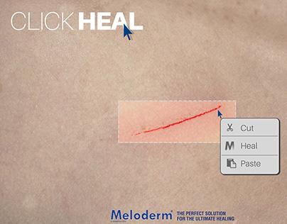 Meloderm, The Healer