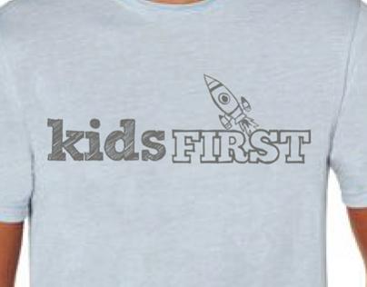 KidsFirst Tee