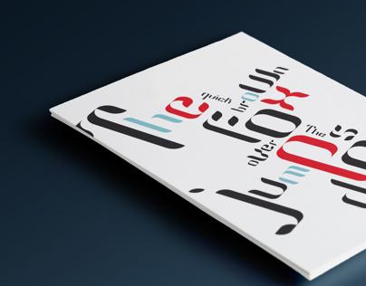 Fiona - Organic Typeface