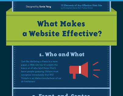 10 Elements Of Any Effective Web Site