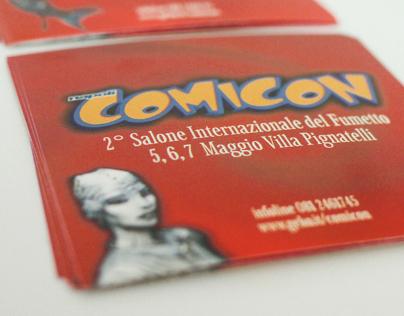 Comicon 2° edizione (anno 2000)