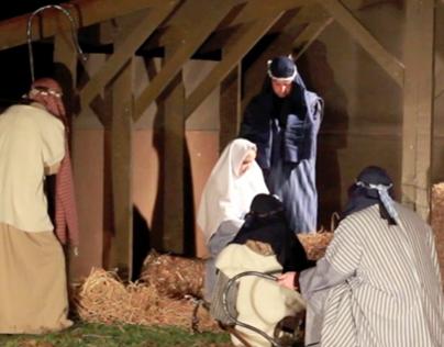 LCN Live Drive-Thru Nativity 2011