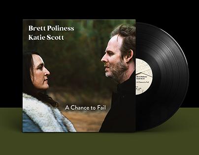 Brett Poliness + Katie Scott Record Design