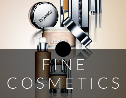 FINE COSMETICS ADVERTISING