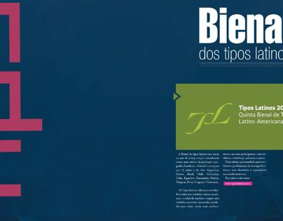 Projeto Editorial - Revista TIPS