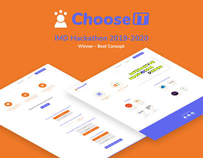 IMD Hackathon - ChooseIT