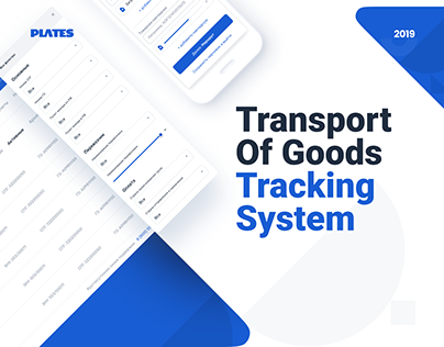 Transport Of Goods Tracking System