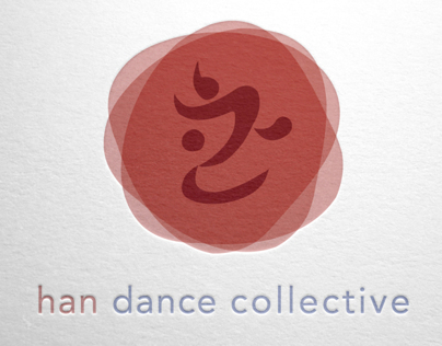 Han Dance Collective / Logo Design / Website Design