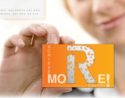 REVEL | business card