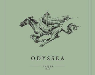PHOTOGRAPHY || Indignu - Odyssea