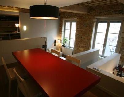 Création Volumes - Appartement - Croix Rousse, Lyon