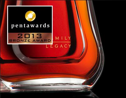 Cognac Camus - Family Legacy, designed by Linea