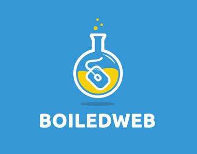 Boiledweb - Branding and Website