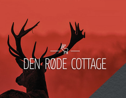 Den Røde Cottage - responsive web design