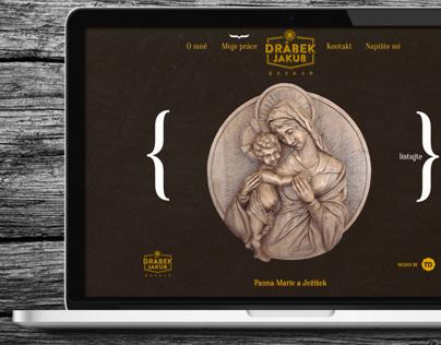 Jakub Drabek - carver and sculptor