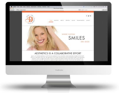Jason J. Kim Dental Lab: Responsive Website