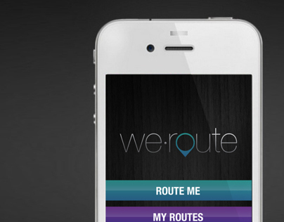 We·route - App