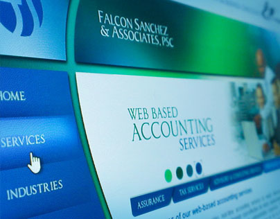 Falcon Sanchez & Associates - Corporate ID
