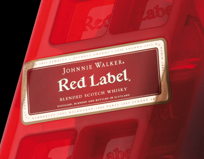 Giflt Pack Johnnie Walker, designed by Linea