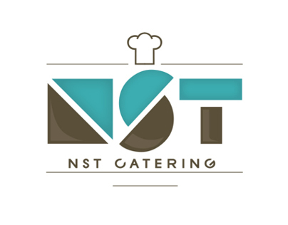 NST Catering visual identity