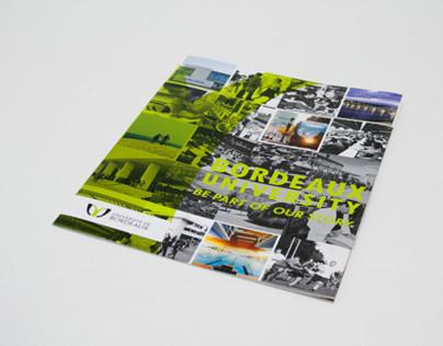 University of Bordeaux Brochure