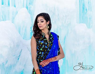 Malika @ Ice Castle, Edmonton