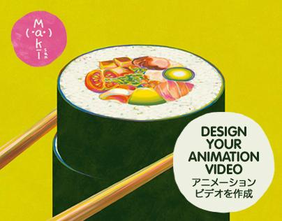 Maki-San - Digital
