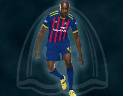 Saint Louis Fleur AFC fantasy soccer identity