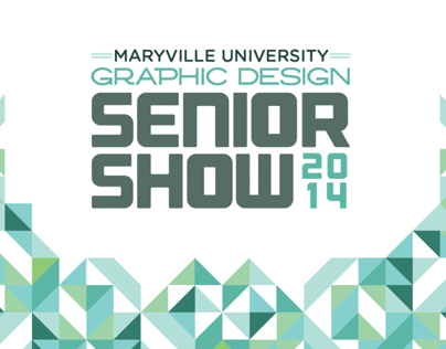 2014 Graphic Design Senior Show