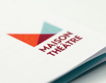 Maison Théâtre  Branding   lg2boutique