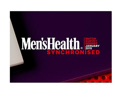 Men's health SYNCHRONISED survey