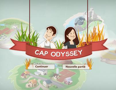 Serious game :: CAP Odyssey