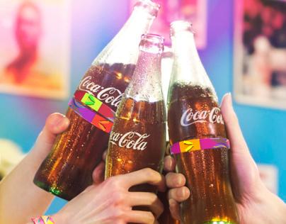 The Coca-Cola Cheers Movement
