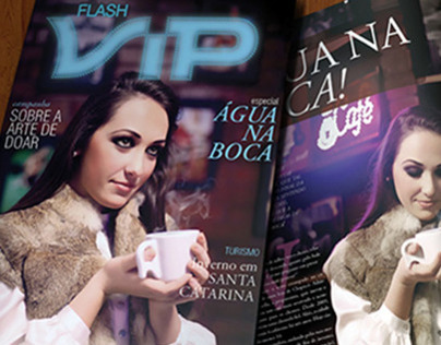 Revista Flash VIP