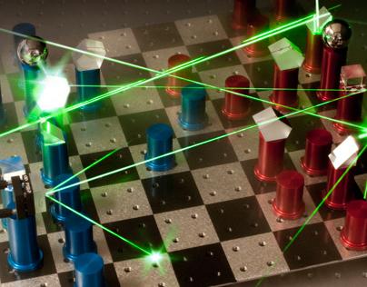 The Photonics Chess Set