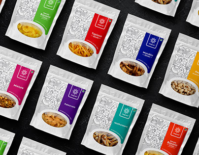 aagosh | Snacks Packaging