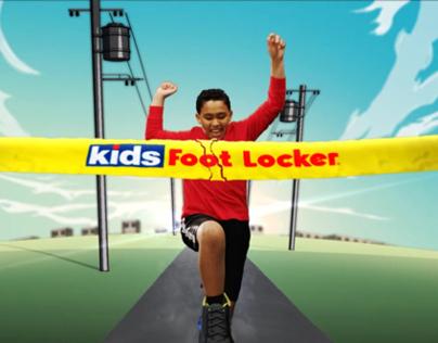 Kids Footlocker - Hall of Game