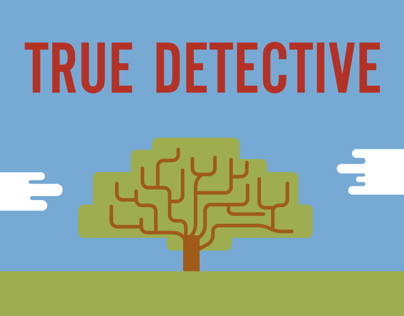 Illustration | True Detective