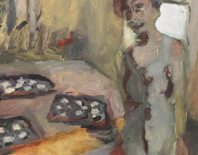 January paintings