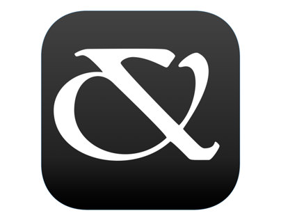 Ampersand iOS Icon & Grid