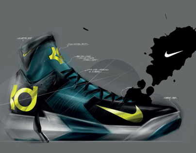 Nike Basketball KD