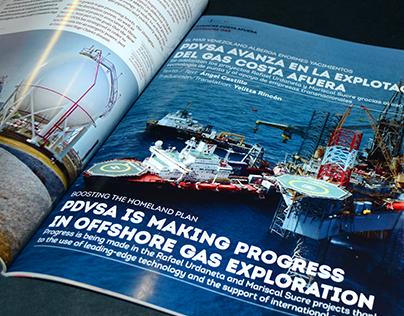 Revista Venezuela Gas
