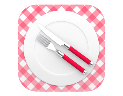 Dinner Plate iOS Icon