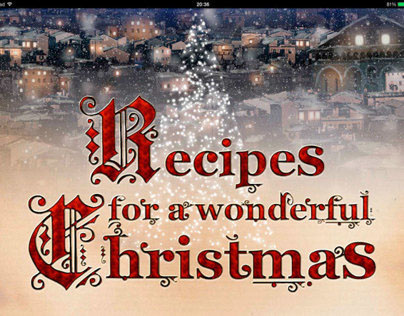 Recipes for a wonderful Christmas