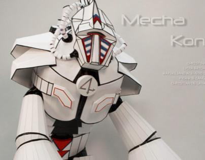 Mecha kong