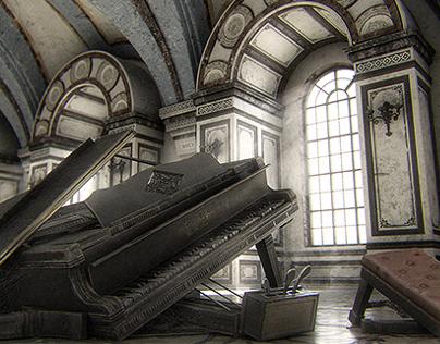 Broken Piano (2013)