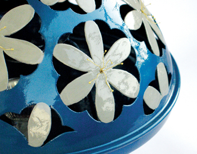Repose - Spa Flower vase