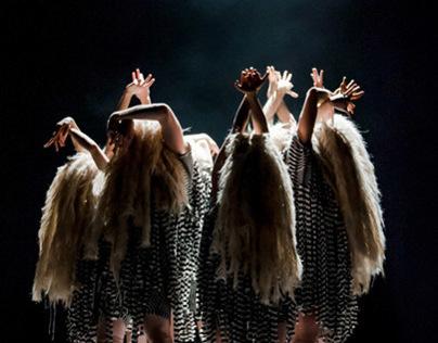 YAMA / KINGDOM | Scottish Dance Theatre